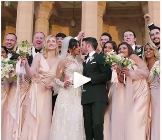 Priyanka Nik marriage video