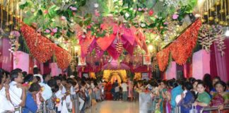 Shirdi Saibaba Temple Head Accused Molesting Devotee Pushing