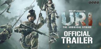 Uri Film Release trailer Date