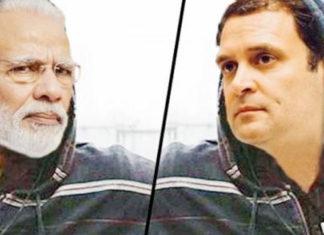 Gully Boy Song Battle BJP Congress