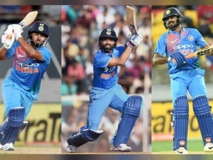 Team Selector Rishabh Pant Vjay Shankar