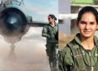 Check Female Fighter Pilots