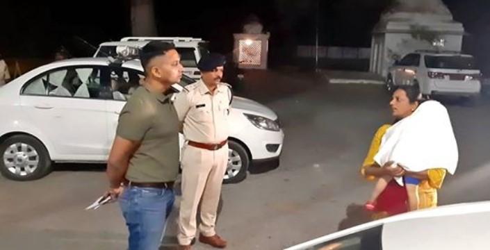 SSP Ruchivardhan mishra honesty duty Story -