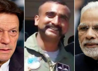 Pakistan Kept Abhinandan Pistol Maps Survival Kit