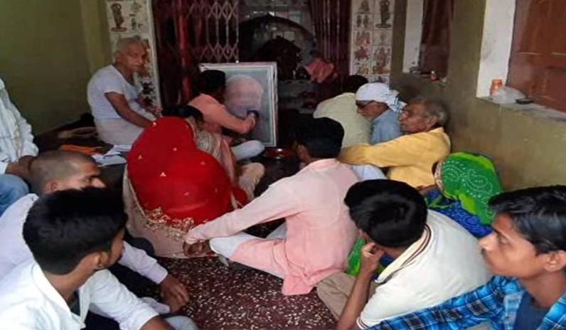 Breaking News, Viral News, Latest News, Trending News, Hindi News, Latest News hindi, India, HF News, HindustanFeed, Ballia District People worship Modi