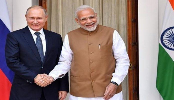 Breaking News, Viral News, Latest News, Trending News, Hindi News, Latest News hindi, India, HF News, HindustanFeed, Russian Embassy said pm modi highest civilian award